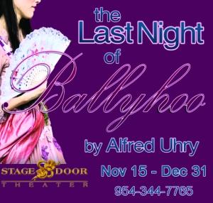 Ballyhoo - On Stage copy