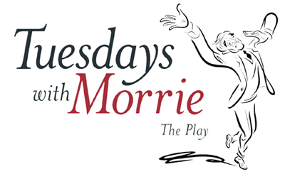 tuesdays morrie carol kassie play logo 1