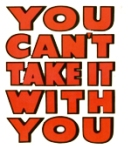 You can't take it - logo