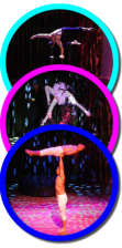 Cirquesco - trio