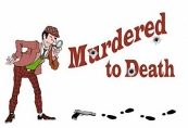 murdered to death prelim logo