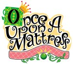 once upon a mattress prelim logo