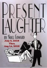 Present-Laughter (July 8, 2016 - Aug 14, 2016))