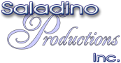 Saladino productions Logo