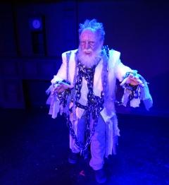 Murphy Hayes as Marley's Ghost