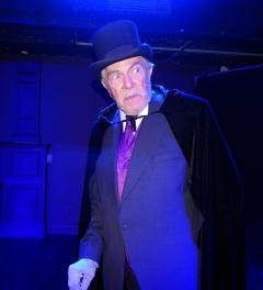 Jim Gibbons as Scrooge